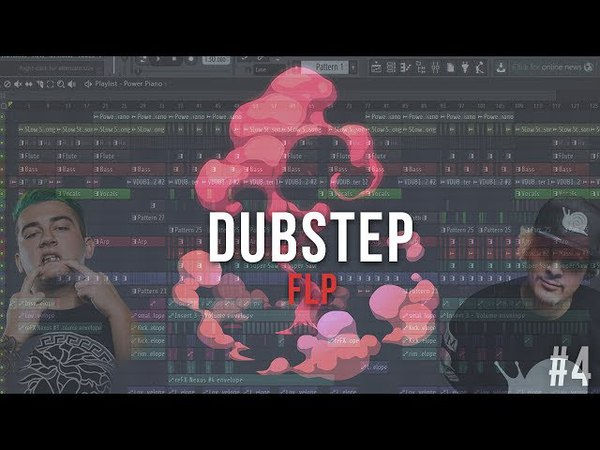 4 Dubstep - Getter Style / Snails Style [FL STUDIO REVIEW]