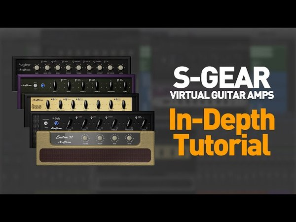 Scuffham Amps S-GEAR Tutorial (Included in the Slate Digital Everything Bundle)