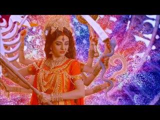 Durga Devi New Mantra with Lyrics | Mahakaali Anth Hi Aarambh Hai