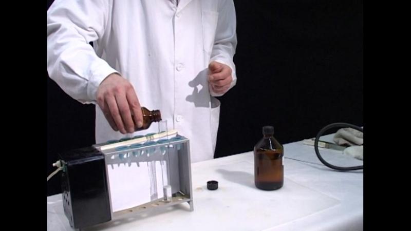 Взаимодействие уксусной кислоты с карбонатом натрия
