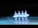 Балет Лебединое озеро. Танец маленьких лебедей