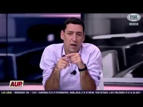 Zinho, PVC e Edmundo analisam a atual fase do Flamengo e a despedida de Julio Cesar AUP 22/04/18