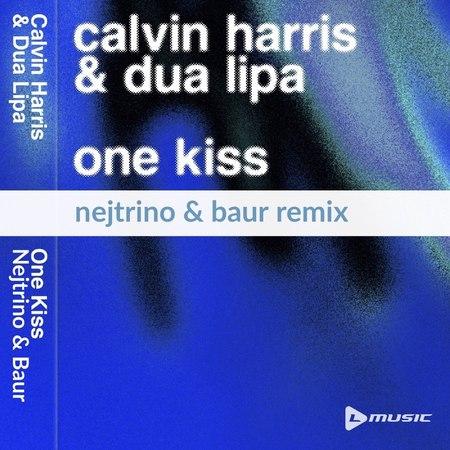 Calvin Harris Dua Lipa - One Kiss (Nejtrino Baur Vip Mix)