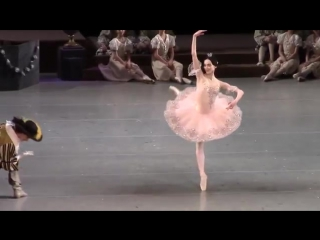 Вторая вариация Авроры из 1 акта балета П. И. Чайковского