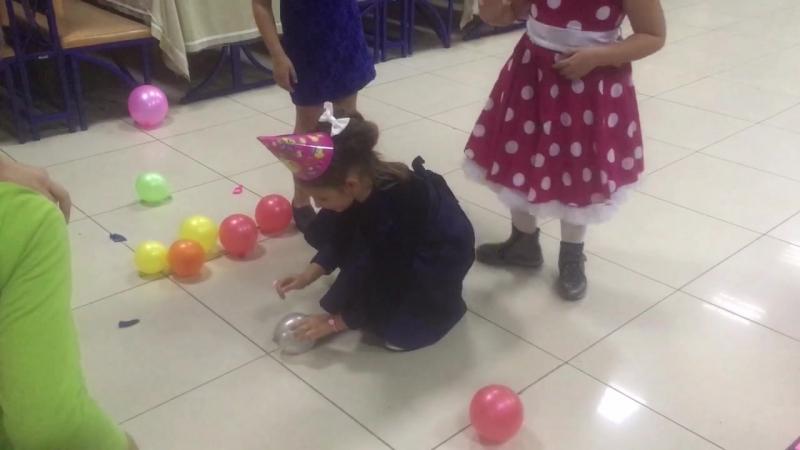День Рождения моей маленькой принцессы