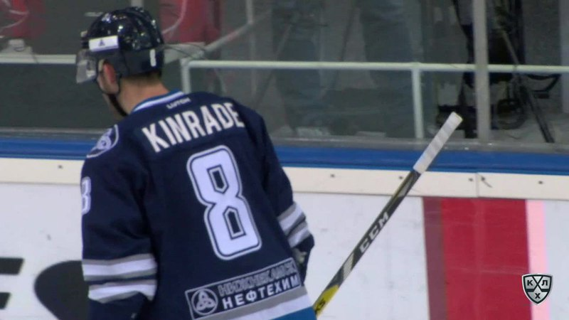 Моменты из матчей КХЛ сезона 17/18 • Гол. 0:1. Пайгин Зият (Ак Барс) открывает счет матча в большинстве 13.12