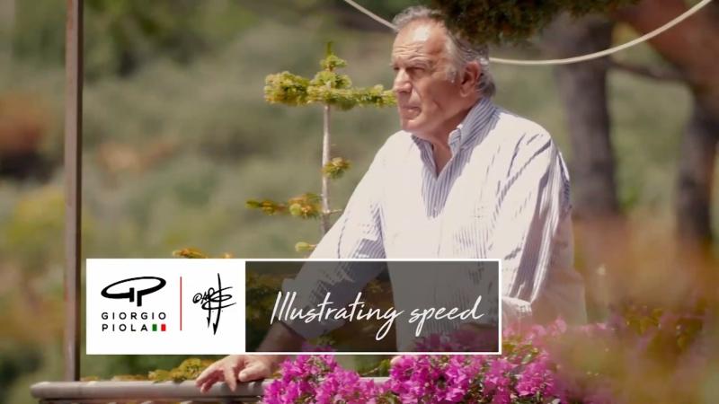 Джорджо Пиола: Рисуя скорость