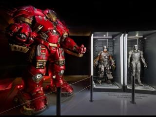 Интерактивная выставка «MARVEL Мстители. Секретная БАЗА»