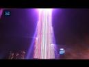 Световое и лазерное шоу в Дубае