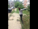танцует лезгинку как тру чеченка
