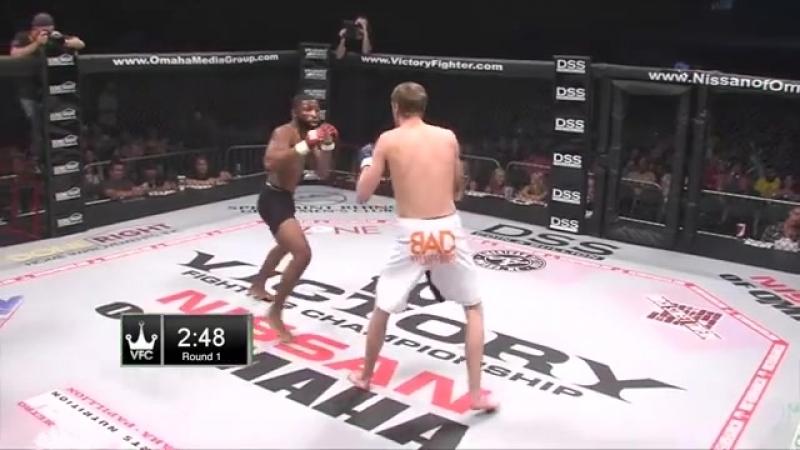 VFC 43 - Fight 02 - Raufeon Stots vs Nolan DeMers