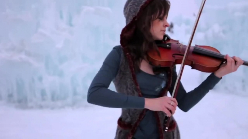 Crystallize - Lindsey Stirling, Bevani Tina Guo (no official videoclip)