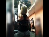 Тренировка мышц спины!💪