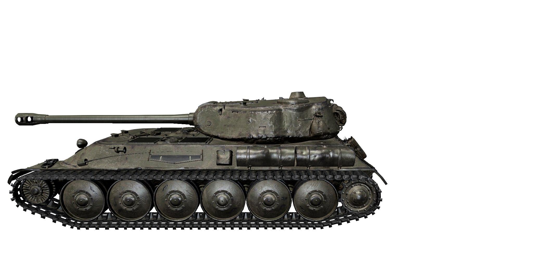 ИС-М новый Тяж СССР 8 уровня!