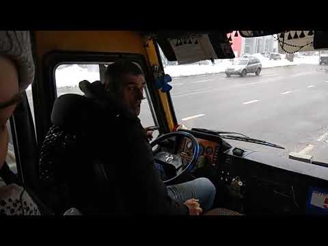 У Львові водіймаршрутки вигнав пасажирку з крилами ангела (відео)