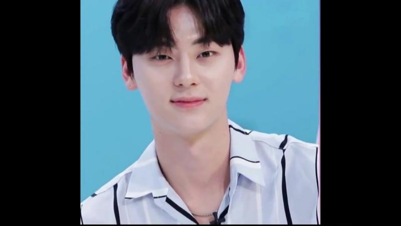 Минхён такой красавчик :3