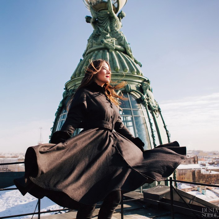 Екатерина Скобейко   Санкт-Петербург