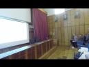 Сессия импровизаций в Пущино 25 апреля 2018 года
