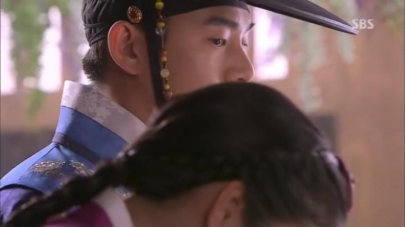 Чан Ок Чон - жизнь ради любви 124 (2013)