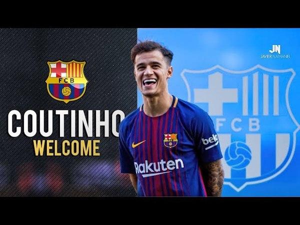 Philippe Coutinho - FC Barcelona's New Maestro!