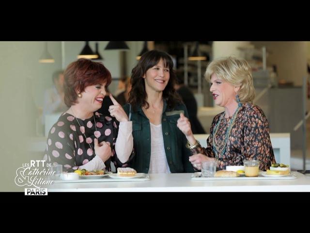 Une nouvelle boum avec Sophie Marceau Catherine et Liliane CANAL