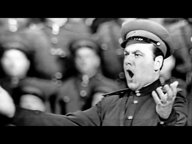 The Alarm Bells of Buchenwald - Vadim Ruslanov and the Alexandrov Red Army Choir (1962)