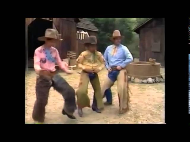 Mary-Kate Ashley Olsen - I'd Like To Be A Cowboy