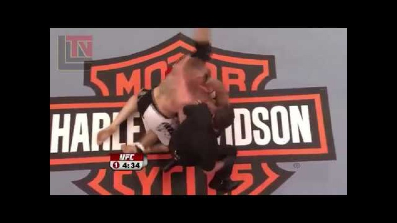 SCARiEST Brock Lesnar LOSSES in MMA Fights