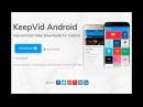 Как скачать видео с YouTube на android и ПК с помощью приложения Keepvid Music Player