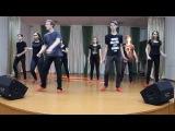 Танец МОЙ РОК_Н_РОЛЛ на день учителя 2017 сш№14 г. Брест