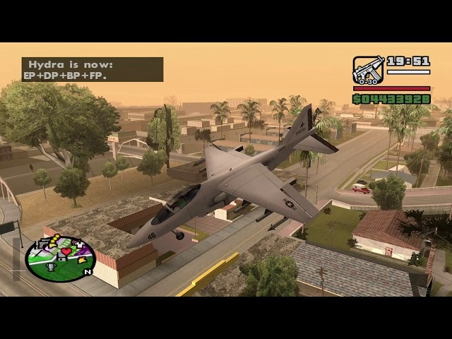 GTA: San Andreas - 100% Game Completed