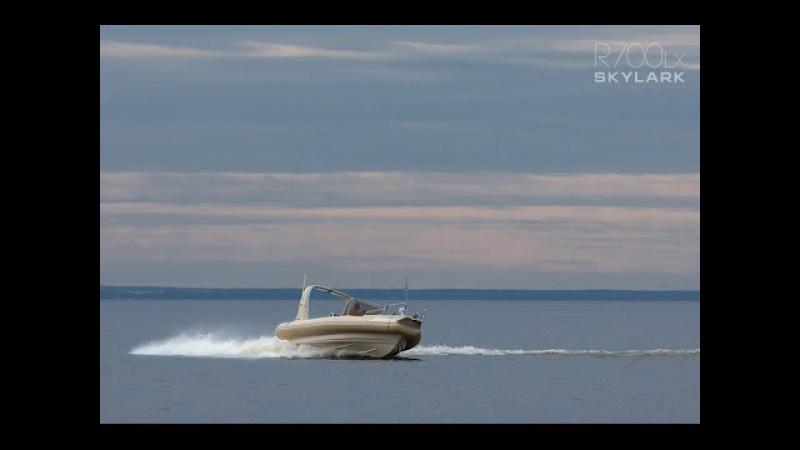 РИБ лодки производства ТехСудПром