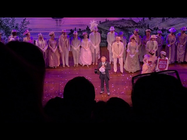 Bette Midler's Birthday at Hello, Dolly! and David Hyde Pierce's BC/EFA Speech
