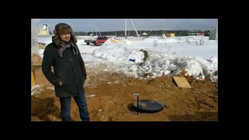 Скважина на воду Новый Милет Балашихинский район Отзыв Мособлбур