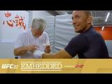 UFC 217 Embedded: Vlog Series - Episode 1 - Fightwear.ru