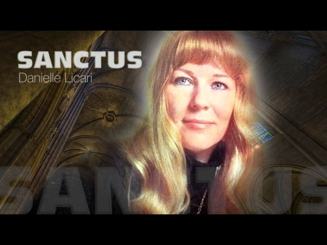 Danielle Licari | Sanctus by Marian Marciak