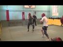 Уличный бокс. Street-boxing Круговые бои.