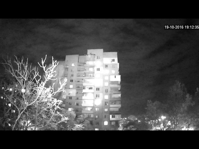 ИК-прожектор 30WIR90-220, расстояние 75м Plombix