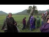 от-кай-шаманы на Алтае(праздник огня -2012)
