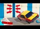 3 ДНЯ СТРАДАНИЙ В СЛОЖНЕЙШЕМ ПАРКУРЕ НА ДЕДУШКИНОМ ВЕДРЕ GTA 5 Смешные моменты
