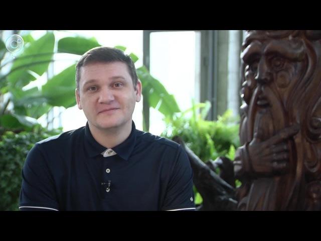 Международный день театра в Глобусе. Интервью с Владимиром Дербенцевым