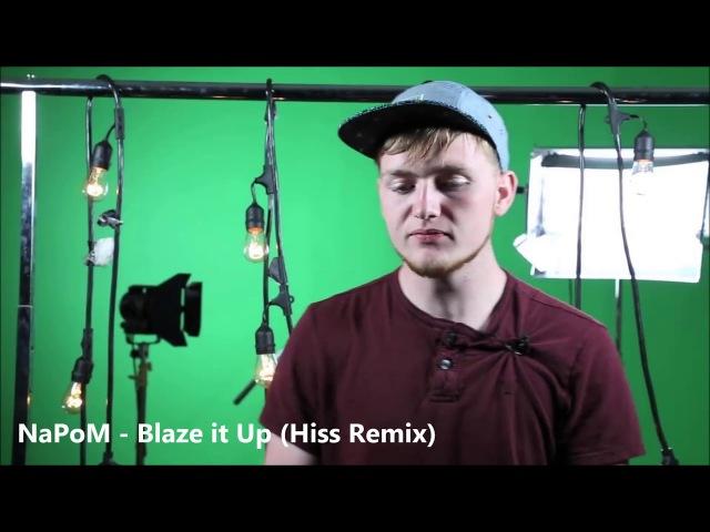NaPoM - Blaze it Up (Hiss Remix)
