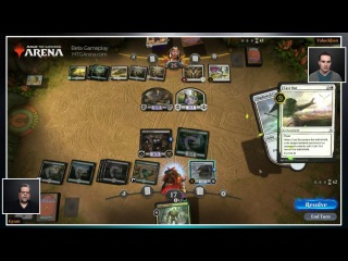 Magic: The Gathering Arena Developer Stream – March Update Preview