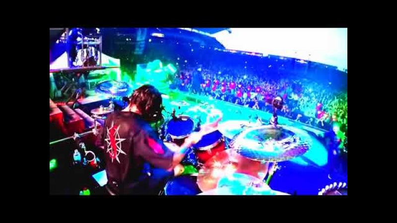 Jay Weinberg - The Negative One (Drum Cam 2016)