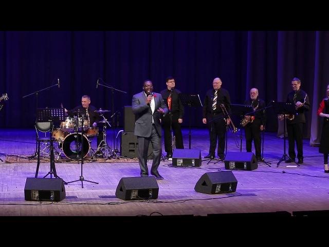 ПЕНЗАКОНЦЕРТ - Концерт Клива Джонса (США) и эстрадно-джазового ансамбля