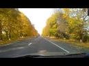 Дороги Северной Осетии в краски осени, окт 2017