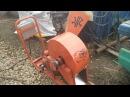 Щепорез wood chipper DIY все чертежи