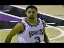 Mahmoud Abdul Rauf (9 pts) ● Chicago Bulls 103:88 Sacramento Kings ● NBA 23/11/1997