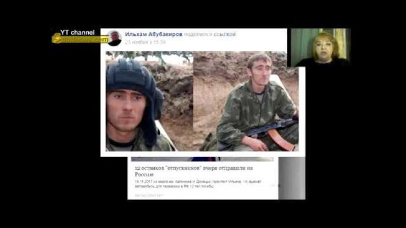 Груз 200 из Донбасса в Россию до 50 тыс за 4 года войны