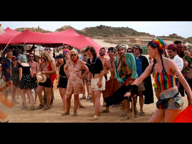 Nowhere Festival 2016 (a European Burning Man event)